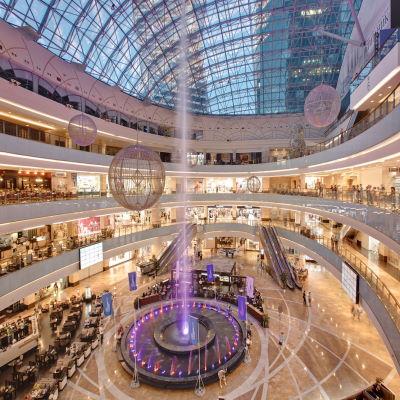 Wi-Fi для торговых центров