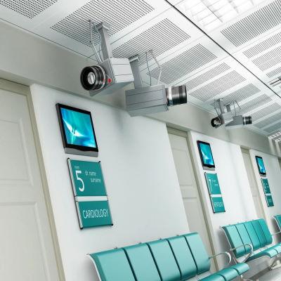 Видеонаблюдение для больниц